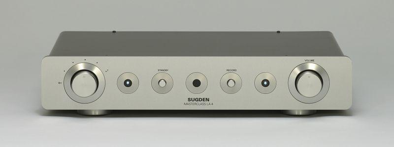 Sugden Audio Masterclass LA-4 voorversterker