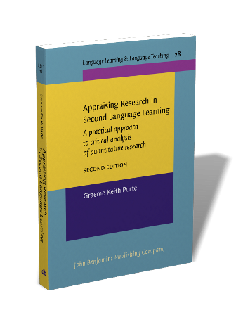 Appraising Research In Second Language Learning  A Practical
