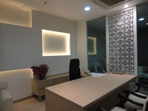 Image result for office cabin interiors | Office space ref ...
