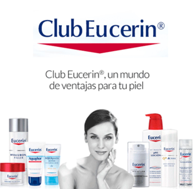 Hola bonitas!!  Hoy quería escribiros sobre algo que la gran mayoría ya conocéis, el club Eucerin.     El club consiste en acumular ...