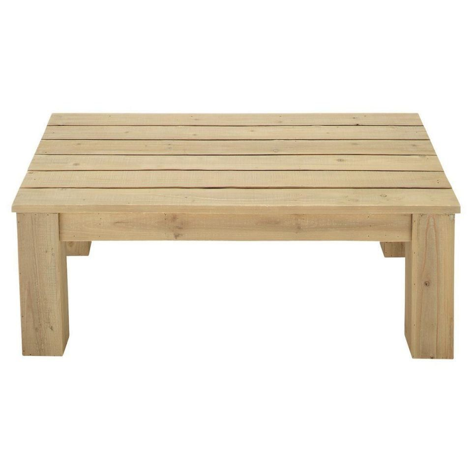 Gorgeous Small Wooden Garden Coffee Table Garden Coffee Table Outdoor Coffee Tables Wooden Garden Table [ 960 x 960 Pixel ]