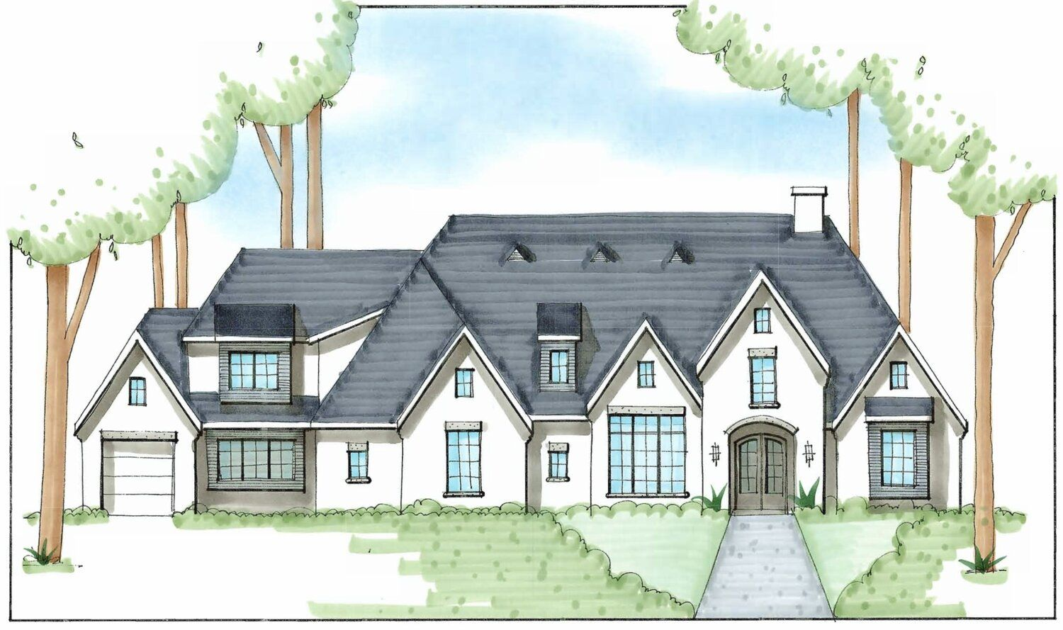 Pin On Craftsman Style House Plans