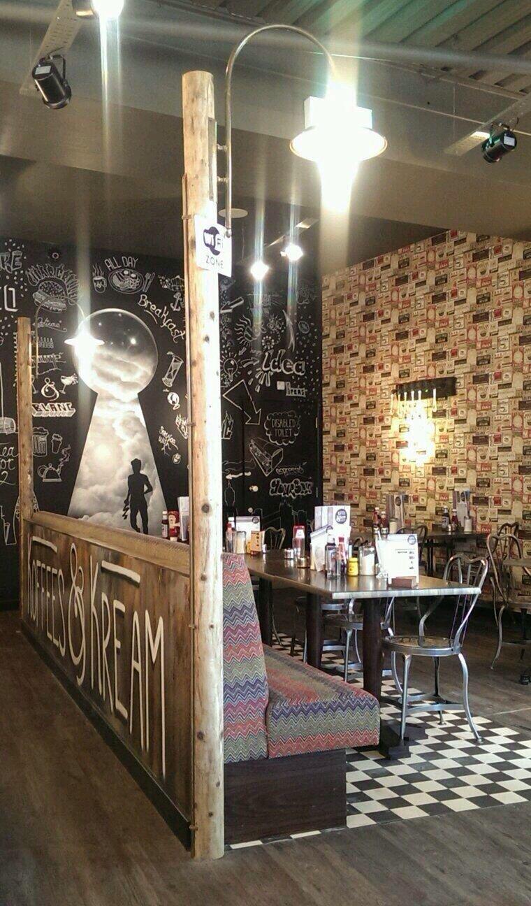 Koffees & Kream - London