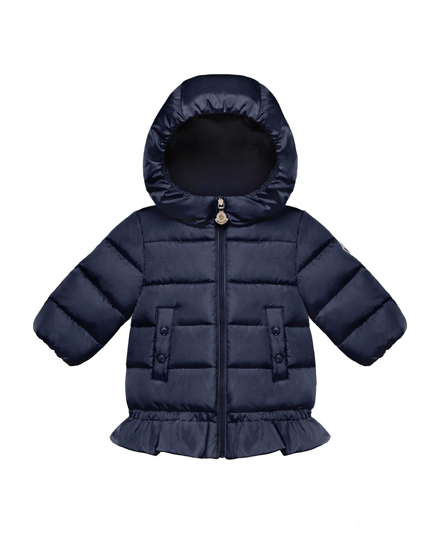 3376f9f67 Azinza Peplum Puffer Jacket