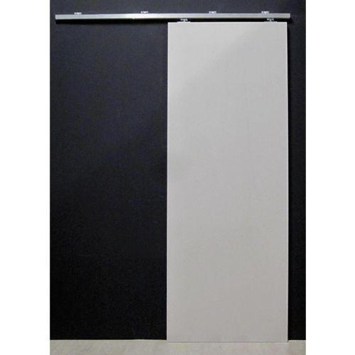Kit Porta De Correr Pre Pintada 80cm Leroy Merlin Portas De