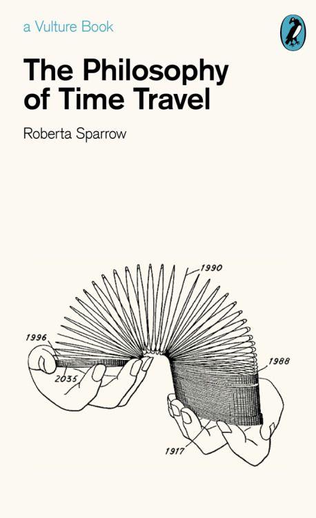 Infinite Paradox Book Design Philosophy Of Time Travel Book Cover Design