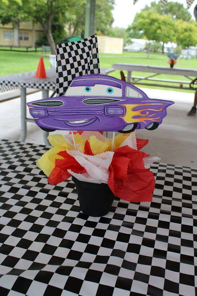 Disney's Cars Birthday Party Ideas | Photo 2 of 31 | Catch My Party