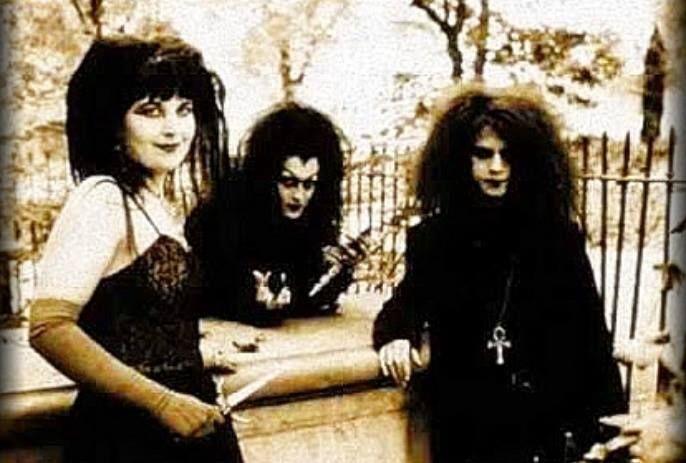 Witching Hour Uk | Goth music, Gothic music, Gothic rock