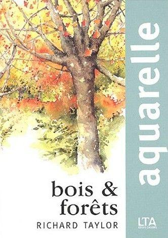 Aquarelle Bois Et Forets Aquarelle Cours De Dessin Technique