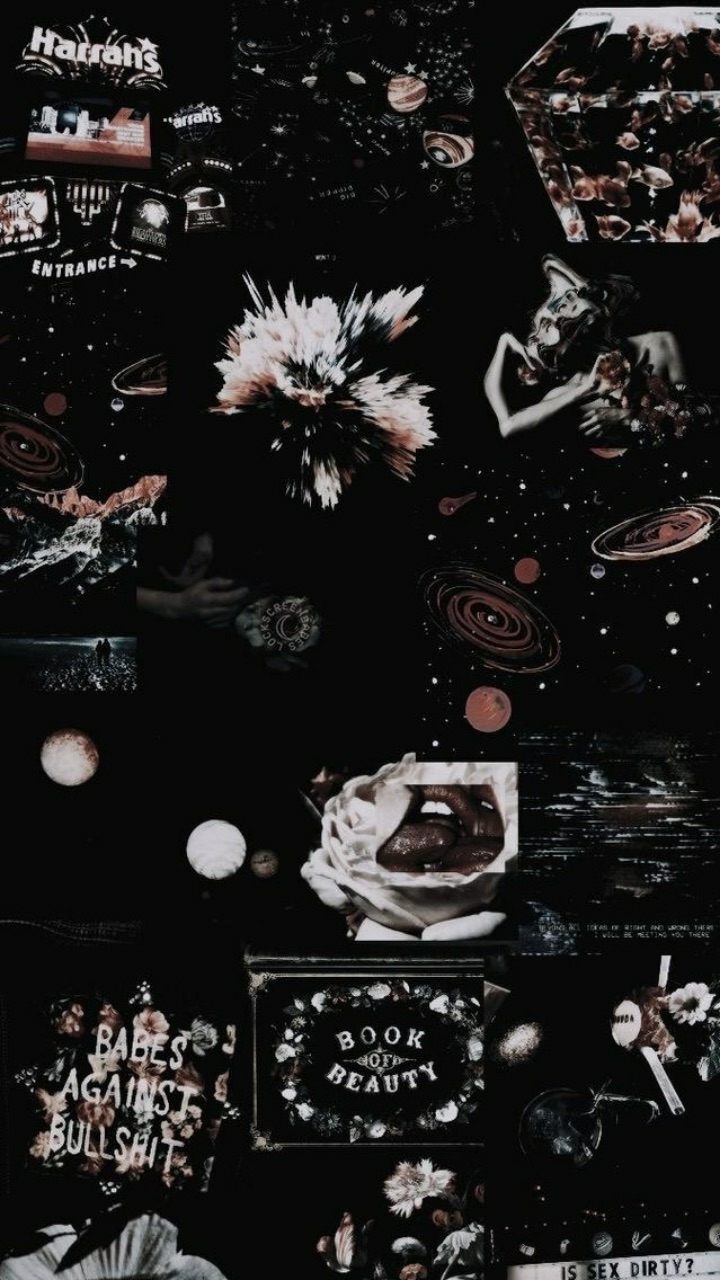 Collage Tumblr Drawing Wallpaper Aesthetic Iphone Wallpaper Collage Background