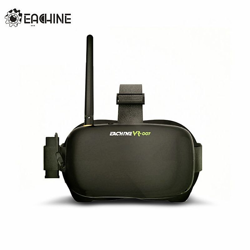 eba8d44e6c74 Eachine VR007 VR 007 5.8G 40CH HD FPV Goggles Video Glasses 4.3 Inch With  7.4