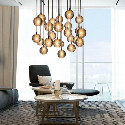 Contemporary Pendant Lighting For Dining Room Unique Lightinthebox Pendant Light G4 Retroifit 3W Chrome Plating Crystal Decorating Inspiration