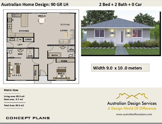 sq feet or  bedroom small home design also house plan rh pinterest