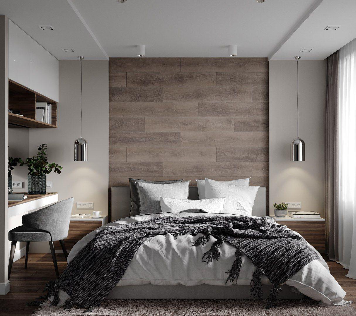 современные спальни дизайн: Санкт-Петербург 96 кв.м. – 35 фотографий