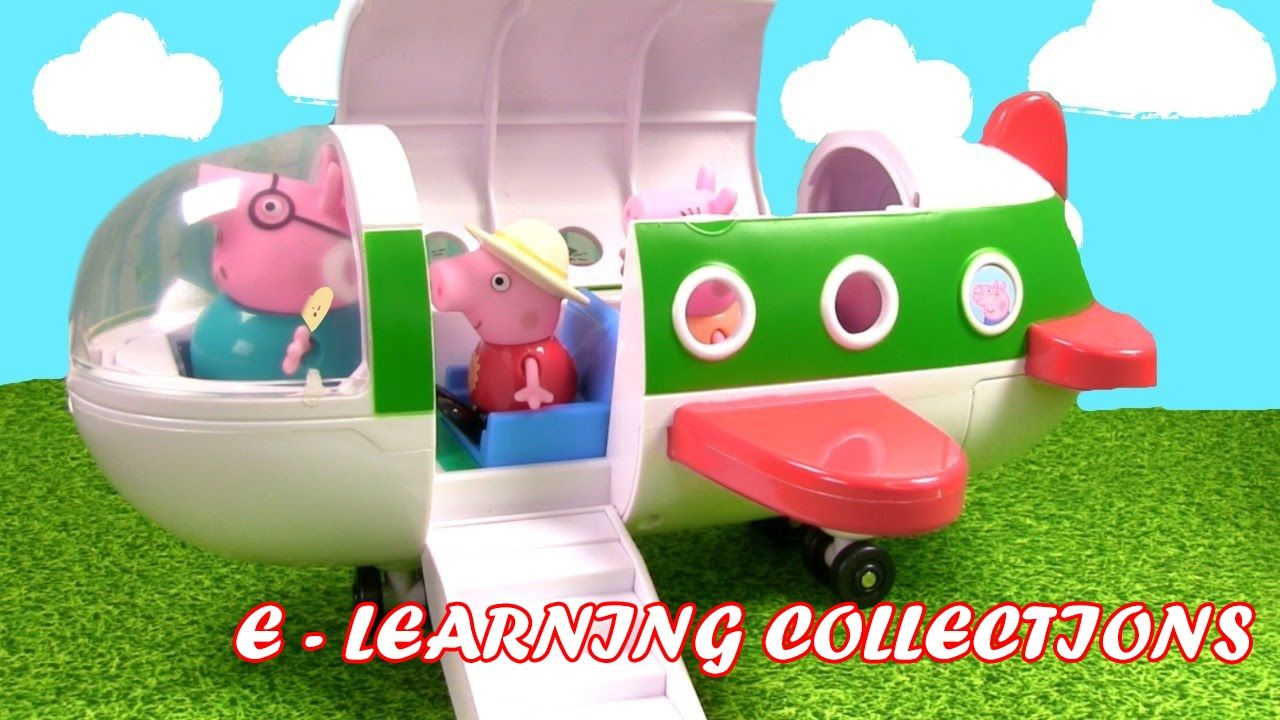 56 Best Learning Colors & Counting Video for Children - Peppa Pig Bus, A...