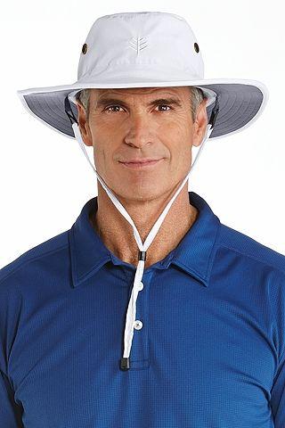 Men S Leo Shapeable Wide Brim Hat Upf 50 Mens Sun Hats Hats For Men Wide Brim Hat
