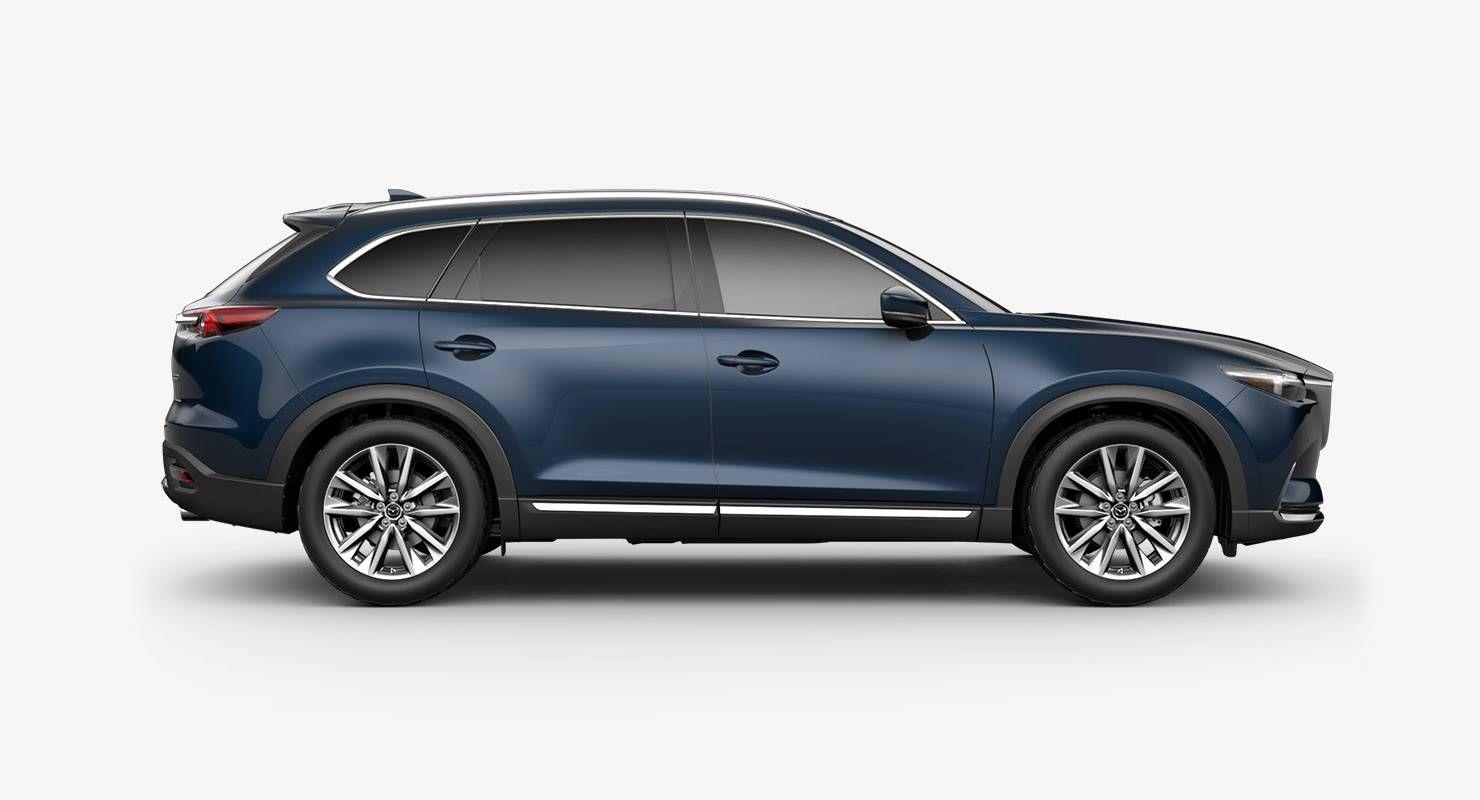 2018 Mazda Cx 9 3 Row 7 Passenger Suv Mazda Usa Mazda Cx 9 Mazda Usa 3rd Row Suv