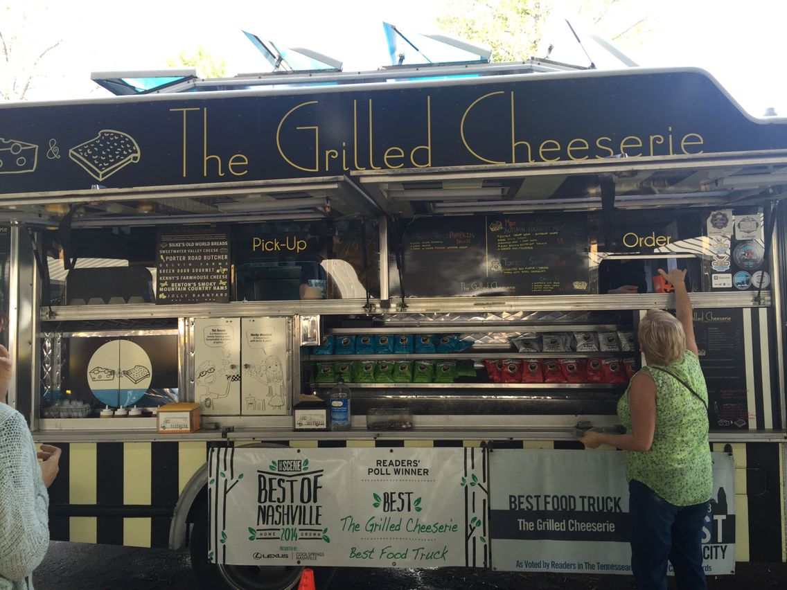 The Grilled Cheeserie Nashville 2015 Grilled cheeserie