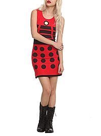 Doctor Who Her Universe Dalek Dress. This shall me mine one day