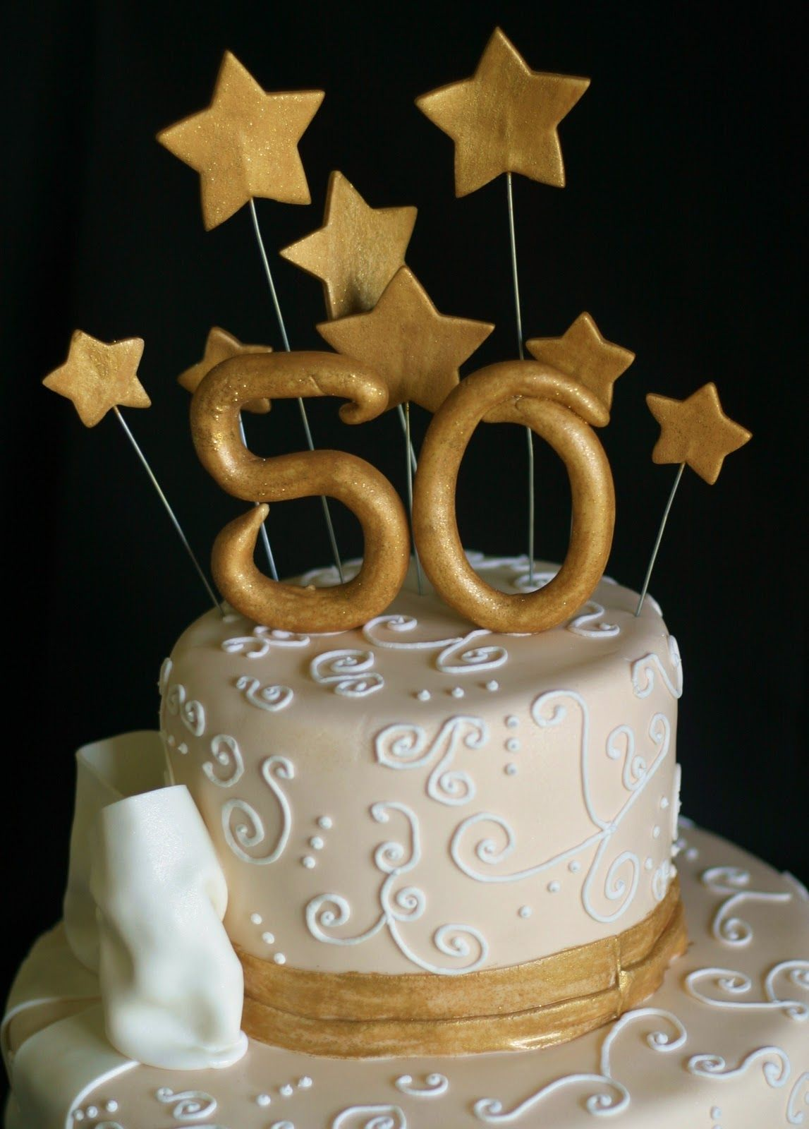 Fun 50th birthday cake 50th birthday party ideas for 50th birthday cake decoration
