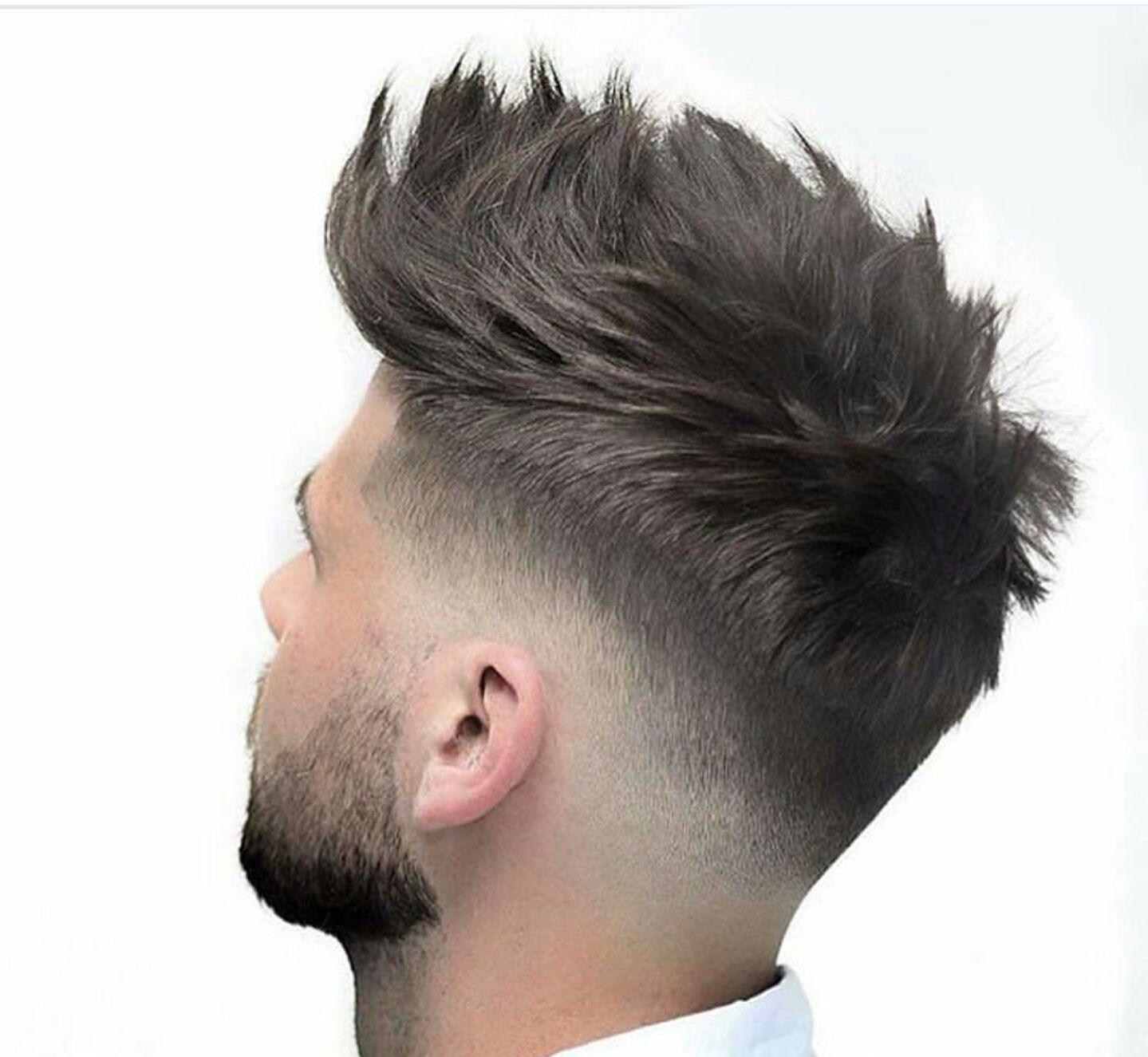 Pin En Gents Cuts Styles Fade S