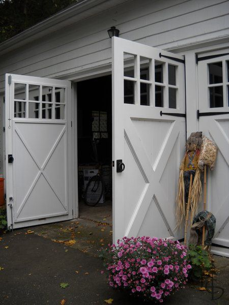 Gallery Images Of Custom Hand Crafted Swing Out Carriage House