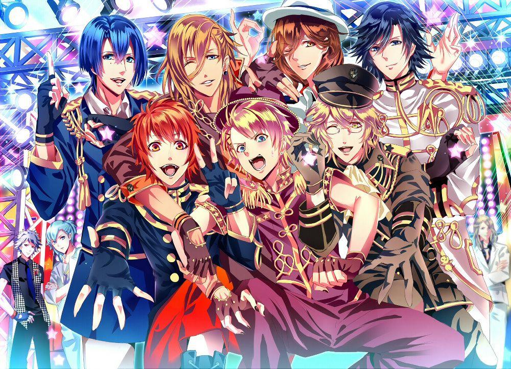 《歌之王子殿下》S4宣传图公布10月开播 Uta no prince sama, Anime, Brothers
