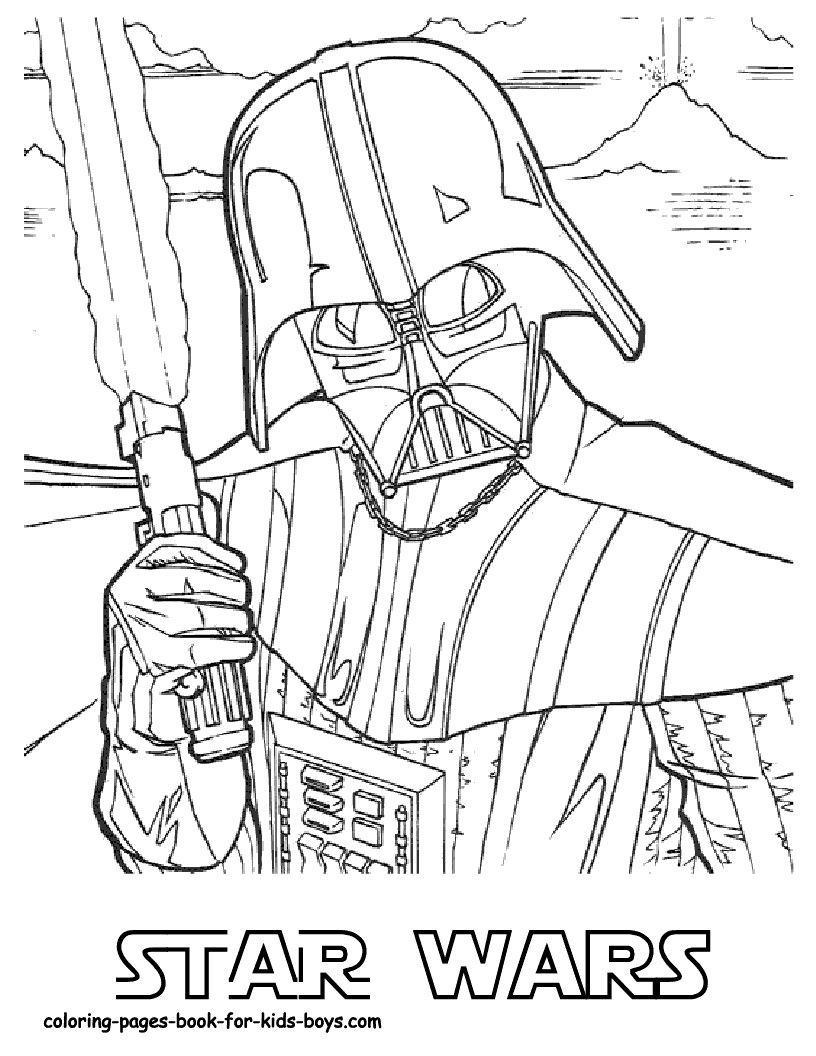 Stars Wars Coloring Pages Printable | Coloring Pages | Pinterest