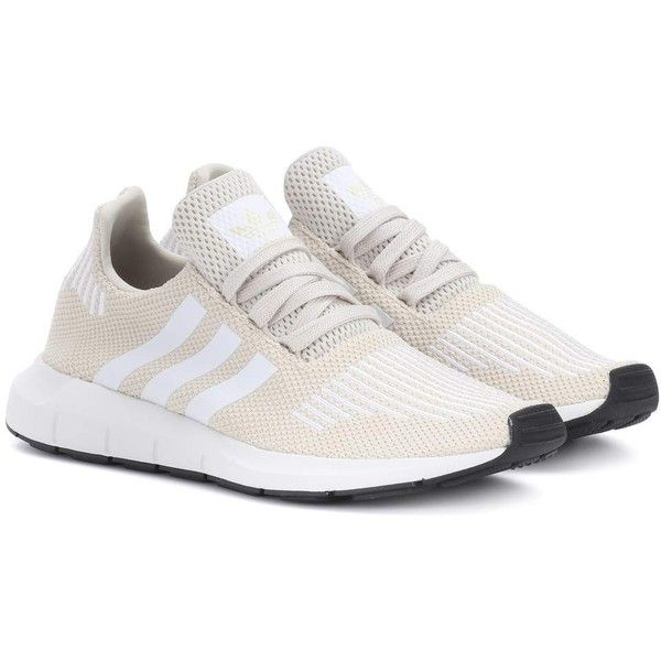 1738d41c8 Adidas Originals Swift Run Sneakers ( 105) ❤ liked on Polyvore featuring  shoes