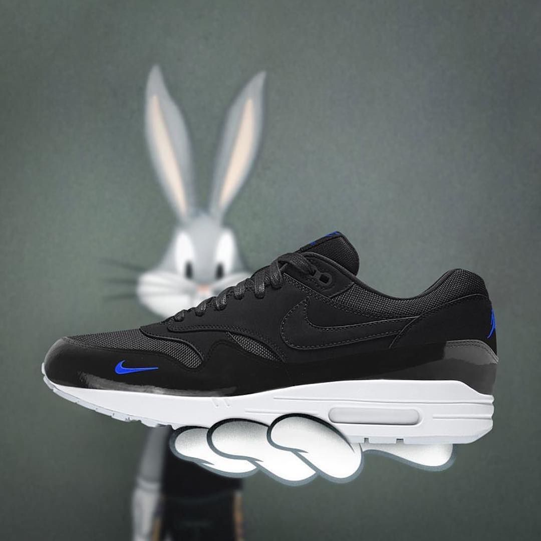 size 40 6cb4f e4cef Bugs Bunny approved Air Max 1