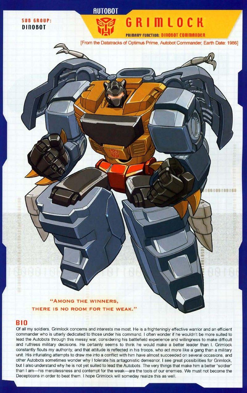 Transformers Universe - Gallery: G1 Grimlock