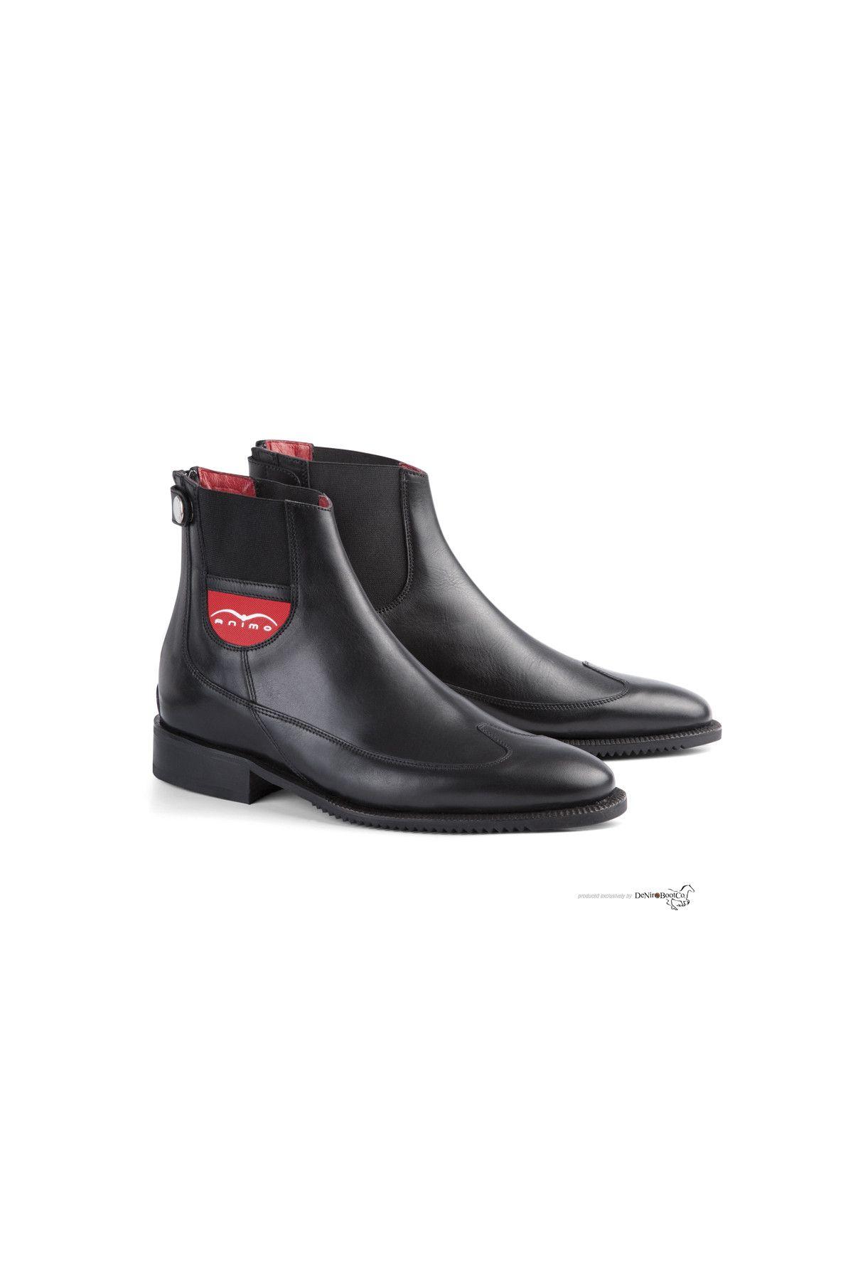 Animo Italia ZAMBIA Riding Boots - Professional Italian Ankle ...