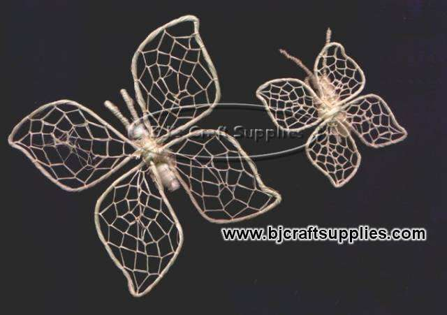 butterflies for crafts and decoration wreaths floral pinterest