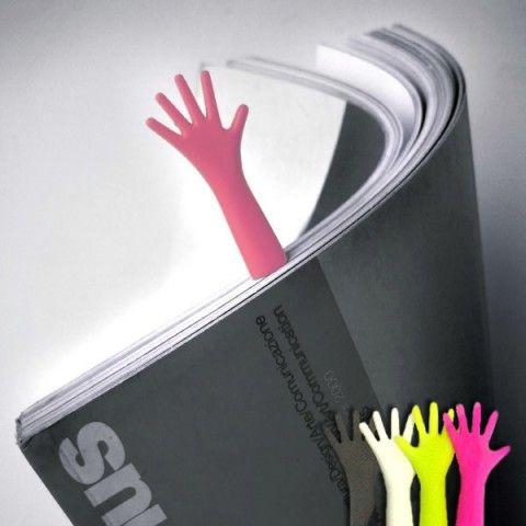 Help! Bookmarks