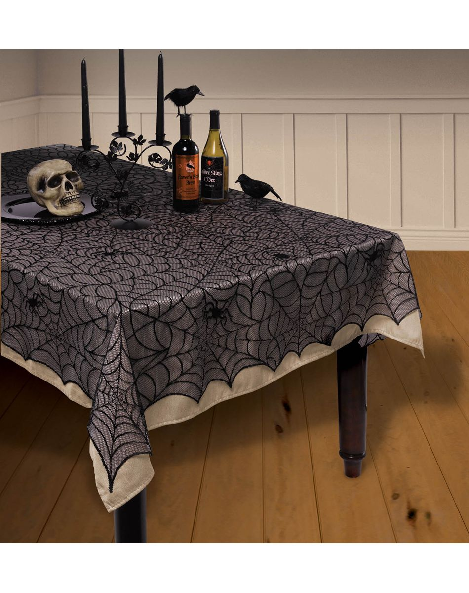 Halloween Table Cloth craig coss illustrations for pottery barn kids tabletop plates and tablecloth halloween 2011 1000 Images About Halloween Haunted House Theme Party On Pinterest Halloween Haunted Houses Haunted House Decorations And Halloween Party