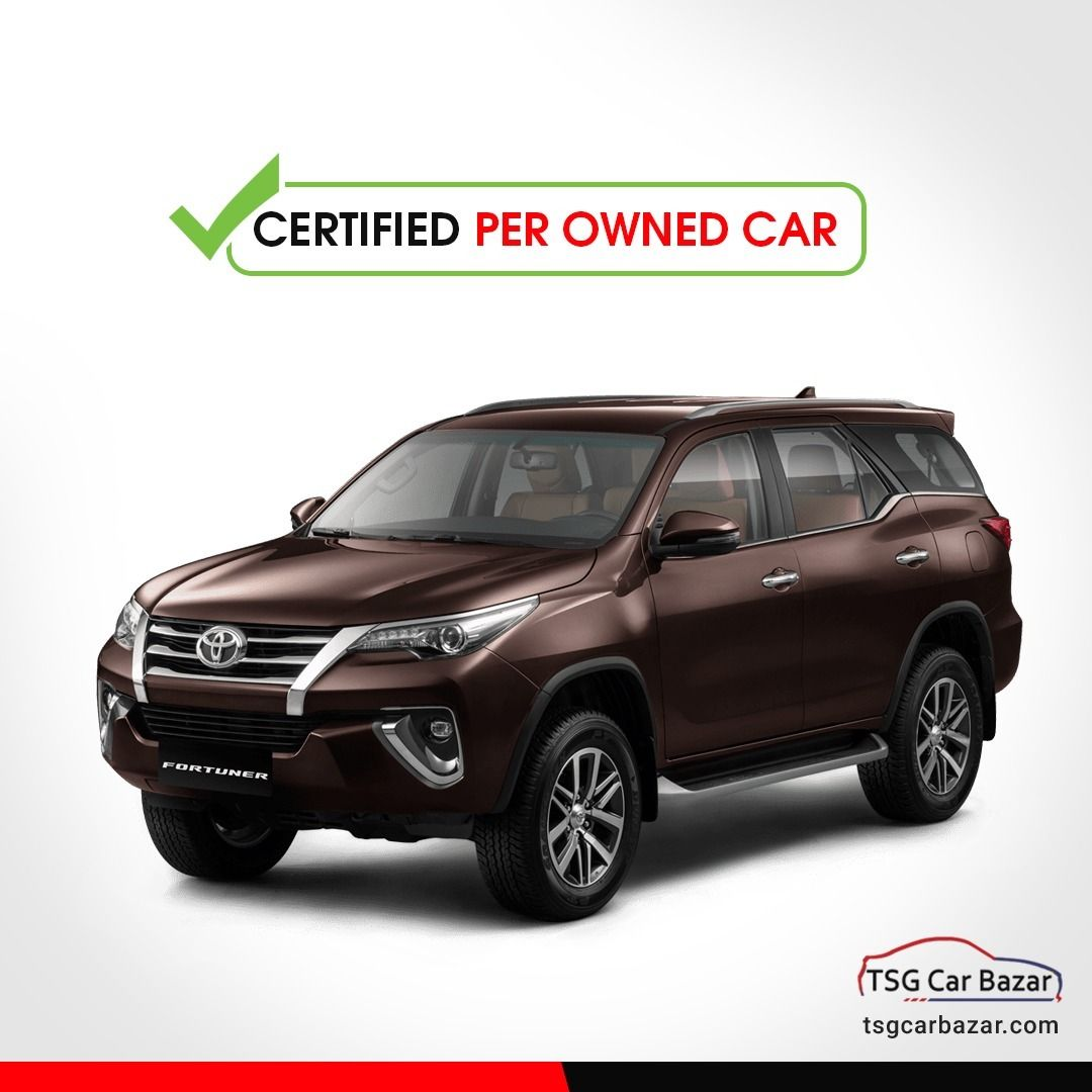 Find the certified preowned cars at Tsg Car Bazar