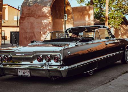 Juan Ramirez S Car Obsession Kept Him Out Of Trouble And Led To His 63 Impala Impala Car S Car