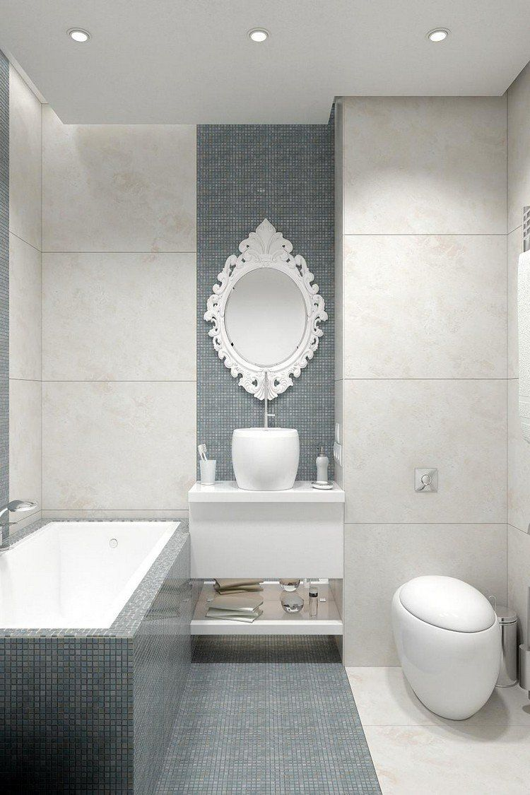 Badezimmer einfach aber originell, ist es möglich  Badezimmer