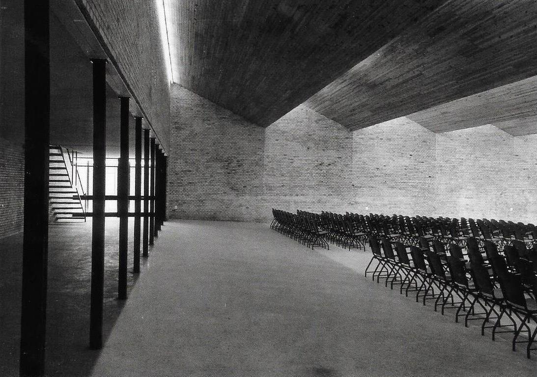 """LUIS CUBILLO: Seminario Mayor """"Mater Dei"""" (Castellón, 1966)"""