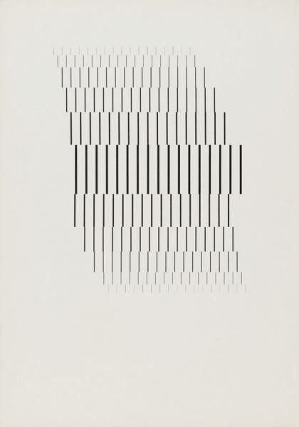 Line Research Series 2 Of 5 Kunstgrafik Geometric Art Graphic Design Typography History Design