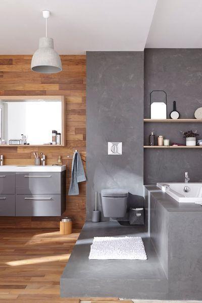 hauser weltberuhmter popstars, parquet massif salle de bain | youdeals, Design ideen