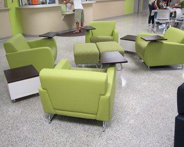 Furniture Design Education ki - idea gallery - higher education - lounge / breakout