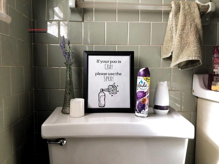 Pin Auf Bathroom Decor