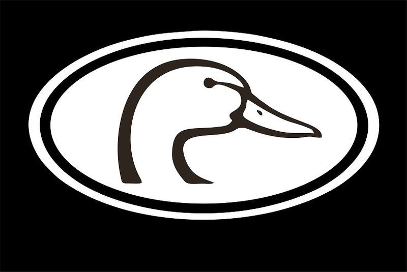 DucksUnlimitedDecals Ducks Unlimited Oval Vinyl Hunting Car - Rear window hunting decals for trucksduck hunting rear window graphics best wind wallpaper hd