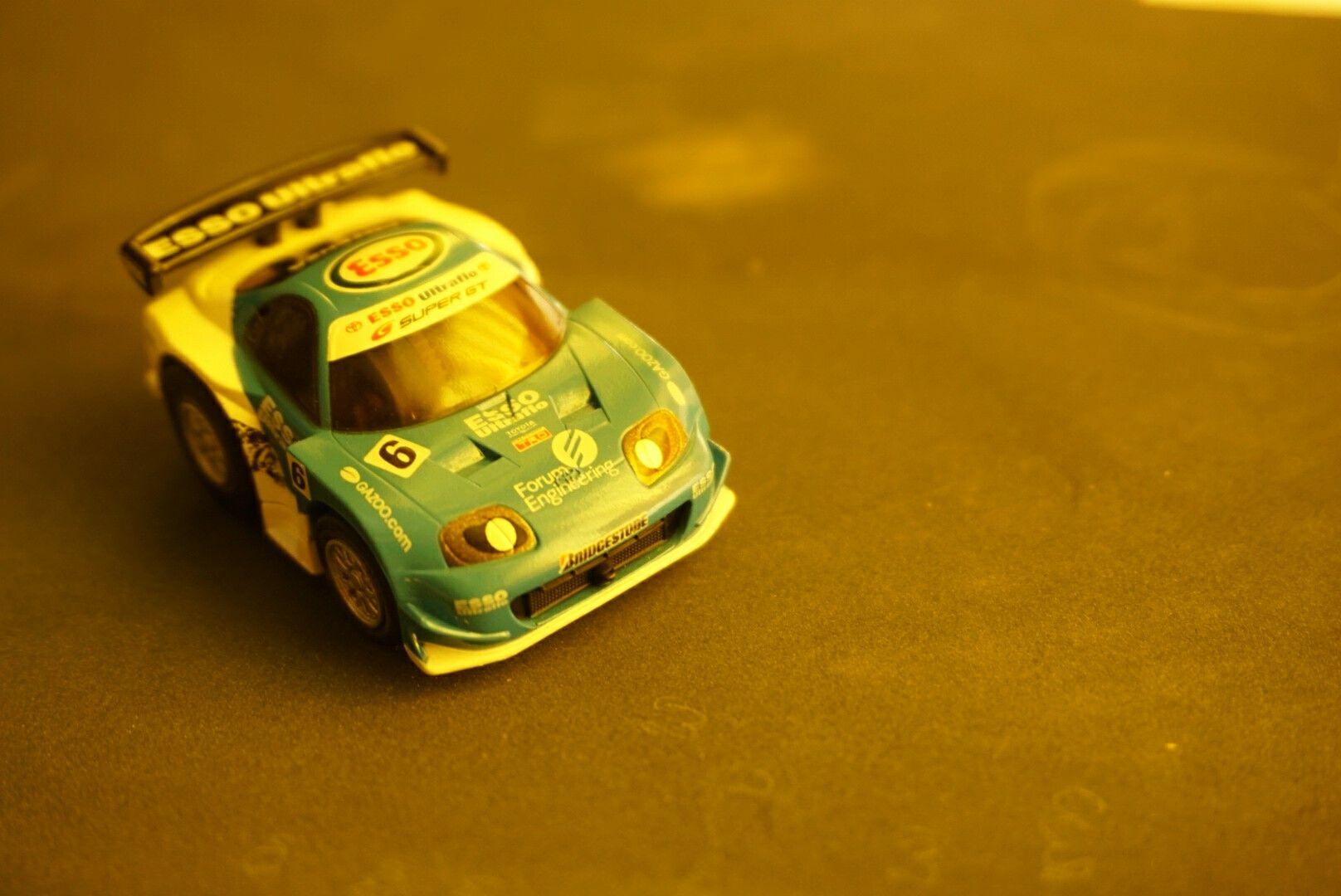 Choro Q Supra Esso Designer Toys Toy Car Cartoon Styles