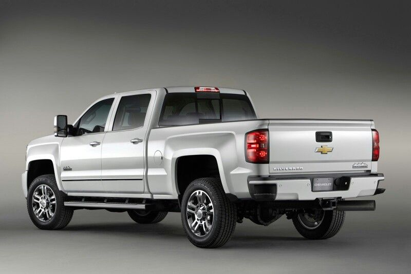 2015 Chevrolet Silverado 2500 Hd In The New High Country New 20