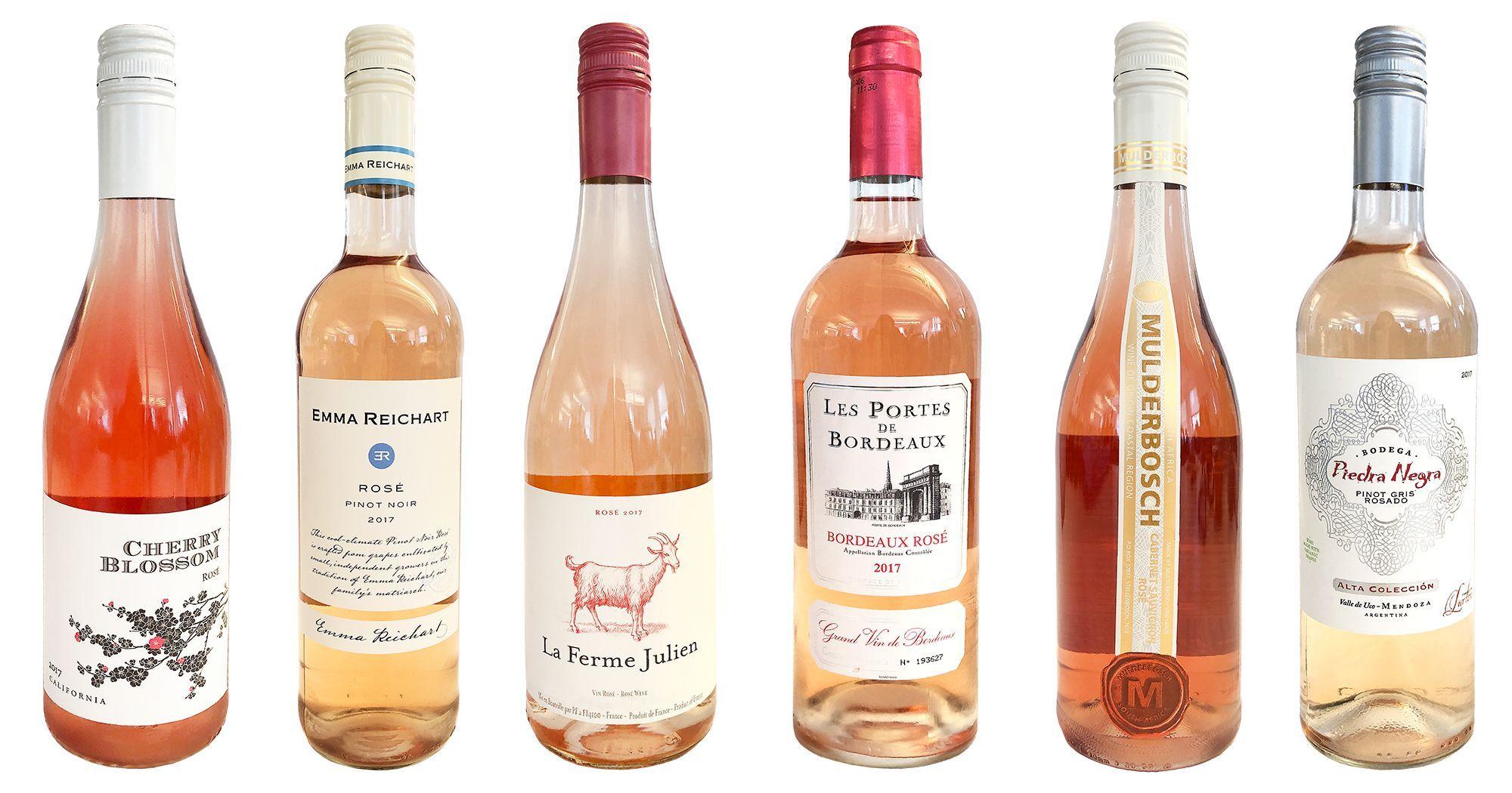 We Tried Trader Joe S Best Selling Bottles Of Rose Here S Our Favorite Best Trader Joes Wine Trader Joes Best Rose Wine