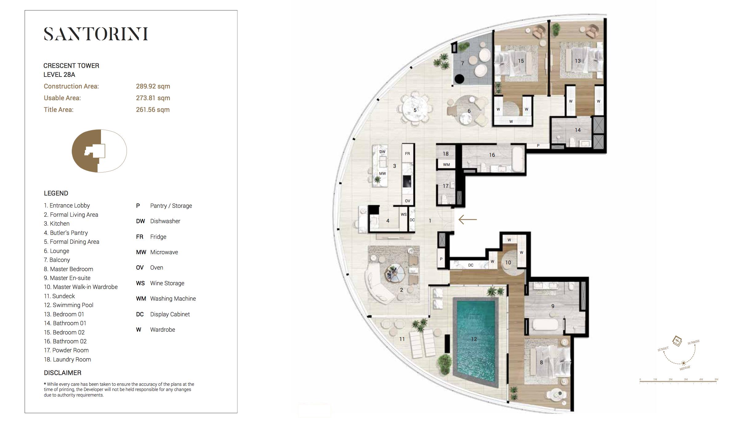 Penthouse City Garden Unit Santorini L28a Crescent Tower Luxury Penthouse Penthouse Penthouse Design