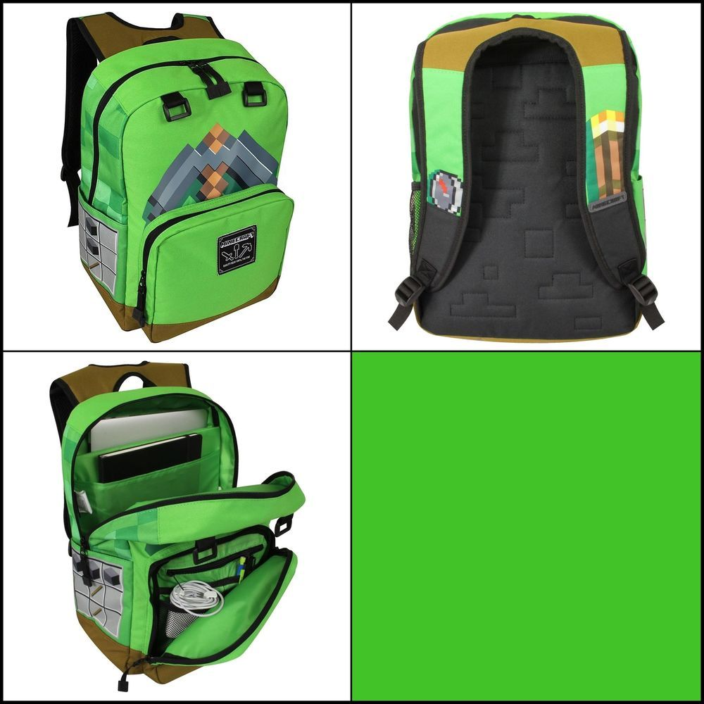 How To Make A Backpack In Minecraft Pe