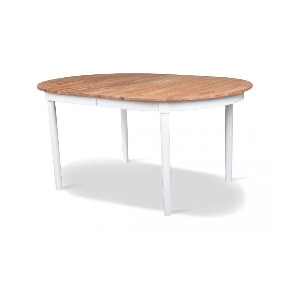esstisch mats oval eiche wei ebay dekoideen pinterest eiche esstische und wei e m bel. Black Bedroom Furniture Sets. Home Design Ideas